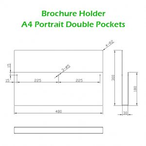 Brochure Holder Kit