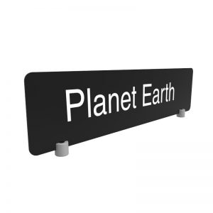 Directional Landscape Signs