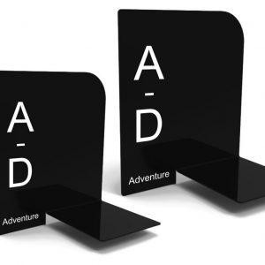 Condensed Alphabet Section Divider Set