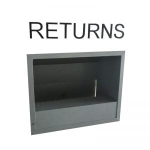 Returns Sign